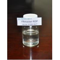 Cheap FRmaster RDP / High Molecular Weight Phosphate Ester Flame Retardant In PC / ABS wholesale