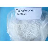 Quality White powder Testosterone Anabolic Steroid Testosterone Acetate body and muscle building for sale