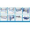 Cheap 2.5×1.3 M Manual Glass Photo Lamination Machine 2500W Infrared Internal Heating wholesale