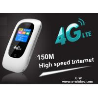 Cheap OEM 4G LTE TDD FDD Router 100Mbps DL high speed 3G 4G wifi router with sim card slot wholesale
