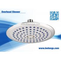 "Cheap Single Funcion Water Efficient 8 "" Overhead Shower Head 200mm With Stainless Steel Arm wholesale"