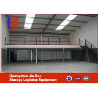 Cheap Customize Warehouse Storage Multi - Level Mezzanine Racking System wholesale