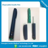 China Professional Diabetes Insulin Injection Pen Disposable For Insulin Administration wholesale