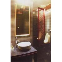 Cheap Coated Decorative Bathroom Shower Glass High Transmittance For Bathroom Shower Enclosure wholesale