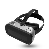 China 3D Virtual Reality Glassess all in one vr headset Support support earphone&BT remote wholesale