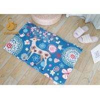 China Customized Logo Outdoor Floor Rugs For Home / Hotel Lobby / Restaurant wholesale