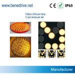 China Customziable Traffic Arrow Boards , PC Traffic Control Arrow Boards Dia. 200mm wholesale