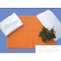 China Skin Friendly Personalized Cotton Bath Towels Reactive Printing Technology wholesale