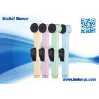 Cheap Colorful ABS Plastic Shattaf Bidet Sprayer Water Saver For Hotel wholesale