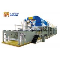 Latex Bonding Airlaid Paper Manufacturing Machines , Airlaid Sanitary Pad Making Machine