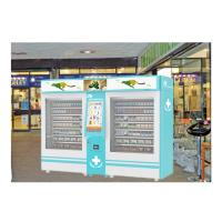 Buy cheap Combo Medicine & Beverage Vending Machine For Pharmacy With Cloud Service from wholesalers