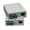 Cheap Multi / Single Mode Fiber Optic Media Converter Transmission 1000 Base-SX / LX wholesale