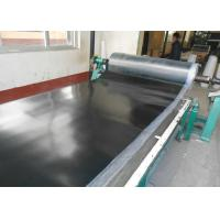 High Performance 16Mpa Industrial vulcanised Rubber Sheet  Width 0.1 - 3.6m