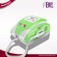 Cheap 2000W SHR IPL Permanent Hair Removal Machine With Automatic Adding Water System wholesale