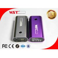 Cheap Portable USB External Power Bank 5600mah For Laptop With Torch Light wholesale