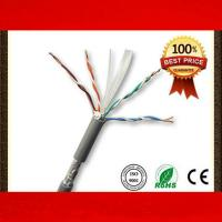 Factory FTP CAT6 Copper Lan Cable NETWORK CABLE