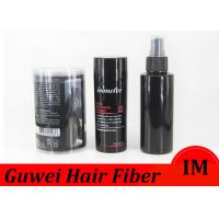 Buy cheap Super Thicker Instant Hair Building Fiber , Hair Growth Tonic For Hair Loss from wholesalers
