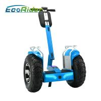 China 21 Inch 1266wh Off Road Tires 2 Wheel Electric Segway Scooter 82*48*58 Cm wholesale