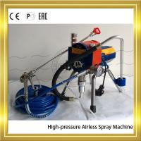 Cheap Electric Plunger Type Mortar Sprayer Machine For Ceiling of Building wholesale