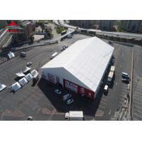China Luxury 30 X 60m Outdoor Event Tent With White Lining Decoration Colourful Cover wholesale
