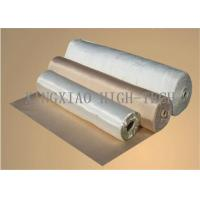 China Acrylic Coated High Silica Fabric For Piping Flame Retardant Anti Corrosion wholesale