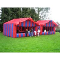 China Multicolour PVC Tarpaulin Oxford Cloth Inflatable Party Tent For Exhibition wholesale