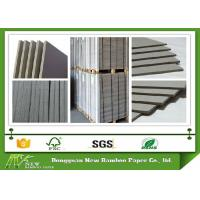 Buy cheap Single layer laminated Grade A Grey Chipboard for making Furniture / arch file from wholesalers