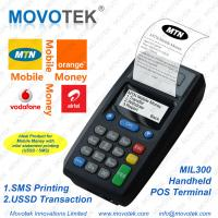 Movotek POS Terminal Touch Screen with Bar code Scanner, RFID Reader and Thermal Printer