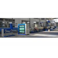 Double screw PS Foam Sheet Extrusion Line , Foam Board Production Line