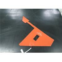 China High Thermal Efficiency Electric Silicone Rubber Heater OEM / ODM Available wholesale