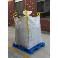 Buy cheap U panel PP woven fabric Type C FIBC bags / Flexible pp container bag from wholesalers