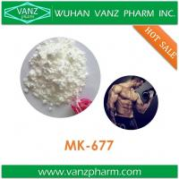 Buy cheap Active Pharmaceutical Ingredient CAS 159752-10-0 99% SARMs MK677/MK677/MK-677 from wholesalers