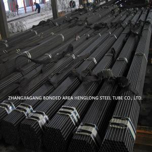 ASME SA210 Stainless Steel Boiler Tubes / Round Boiler Water Tube