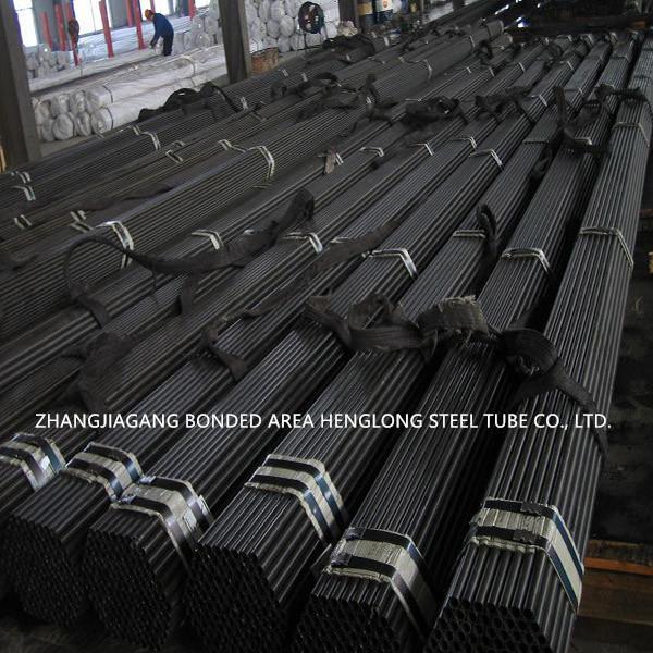 Quality ASME SA210 Stainless Steel Boiler Tubes / Round Boiler Water Tube for sale