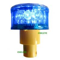 Cheap waterproof 12led emergency signal revolving safety light wholesale