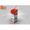 Cheap Custom Cardboard Dump Bin Display , Supermarket Carton Case for Kinder wholesale