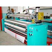 Fully Automatic UV Coating Machine Frequency Control For Cover Cloth