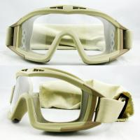 Cheap military tactical ballistic goggles Australian Safety Standards GLASSES wholesale
