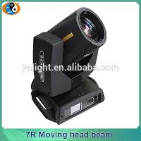 China 9 / 11 Channels Wash Double Sides Moving Head Light 7r For Nightclub 4 Color wholesale