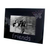 Cheap Silk Print Glass Photo Frame wholesale