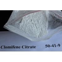 Quality Safety Anti Estrogen Clomid Steroids Clomifene Citrate Powder for Muscle Building CAS 50-41-9 for sale