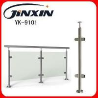 Cheap Stainless Steel Glass Deck Railing (YK-9101) wholesale