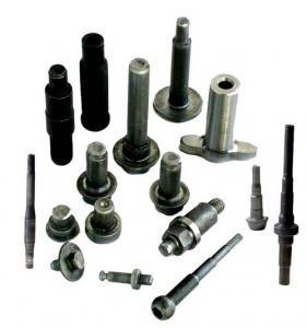 Machinery Precision CNC Machined Parts , Bronze CNC Turning Machine Parts