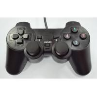 Programmable Dual Shock Wired PS2 Playstation Controllers Digital / Analog Gamepad