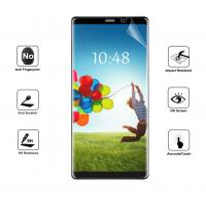 AGC Glass Unbreakable Fingerprint Resistant Screen Protector 9H Hardness