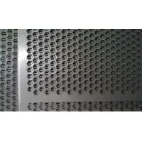 Cheap punching hole mesh  perforated metal screen hexagon hole perforated sheet wholesale