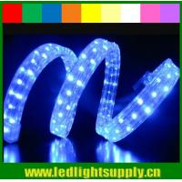 Cheap 100 meters PVC led rope light 4 wires DIP 5mm led flex rope for club wholesale