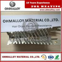 China FeCrAl Alloy OHMALLOY Mica Electric Hair Dryer Heating Element Resistance wholesale