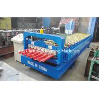 Cheap Wall And Roof Panel Cold Roll Forming Equipment With Hydraulic Control System wholesale