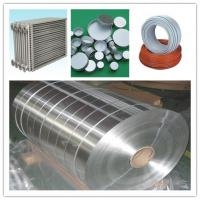 China High quality of 8011  O  0.15mm to 0.50 mm  Aluminum Strip for Composite  PEX-AL-PEX Pipe wholesale